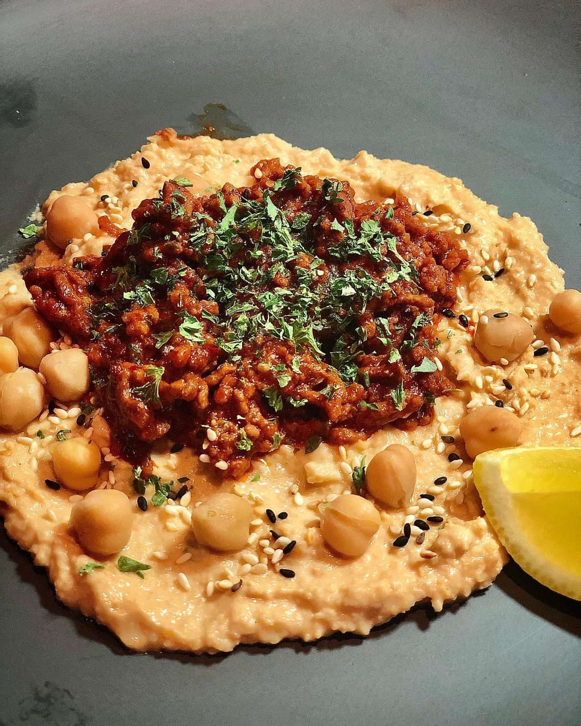Hamshuka israelisches Soulfood