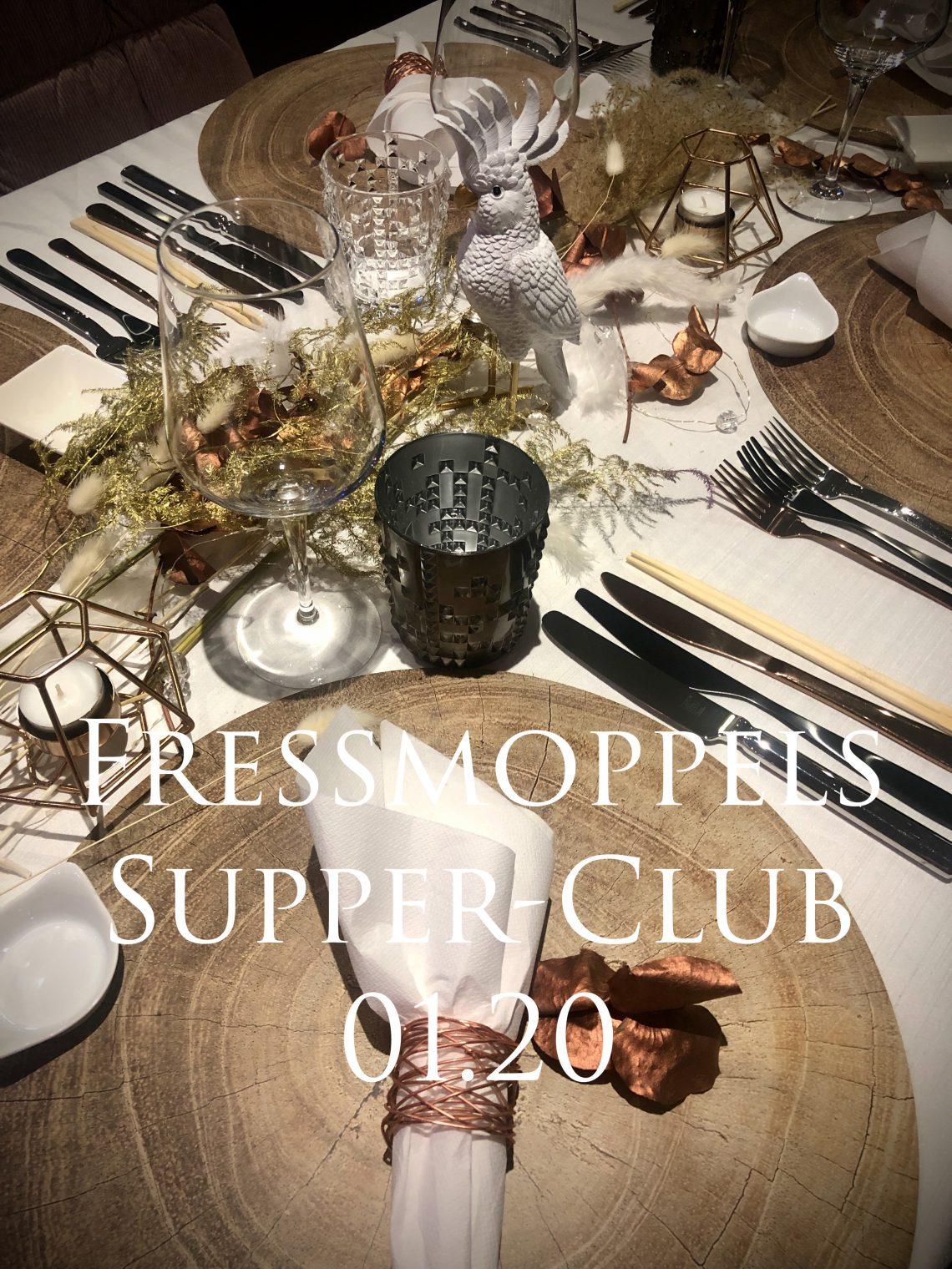 Tischdecko Supper-Club