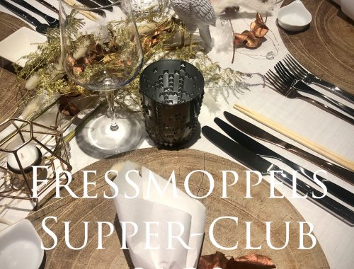 Tischdecko Supper-Club